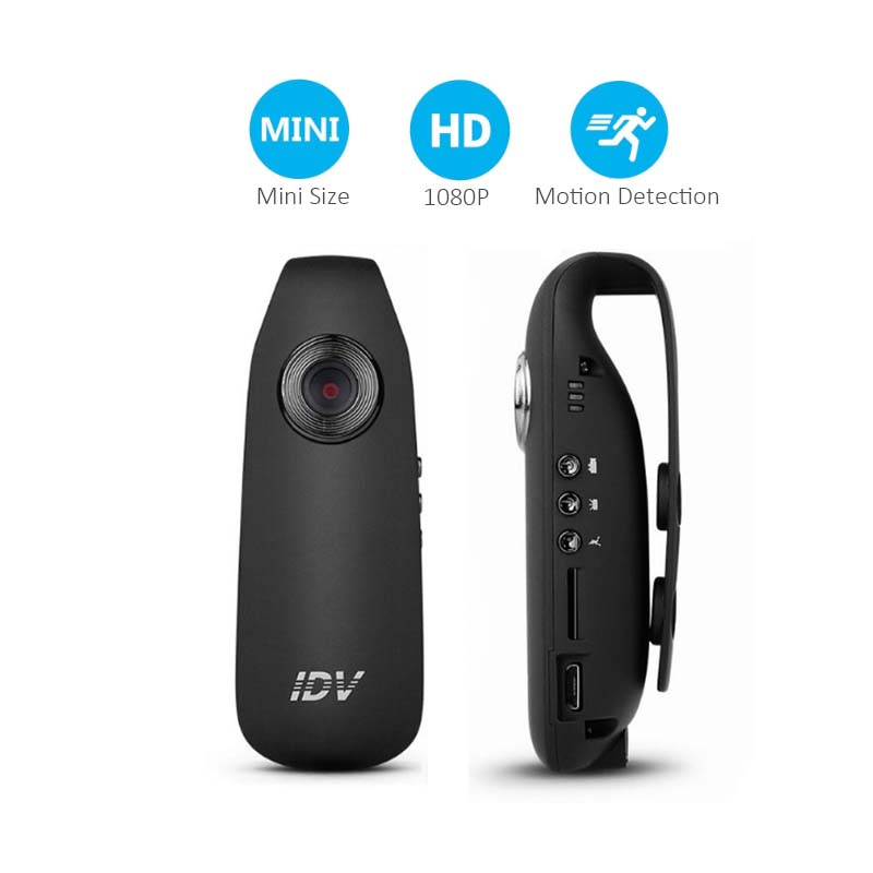 Full HD 1080P Mini Camera Motion Detecion Micro Camera Wide Angle 130 Degree Pen Camera Digital