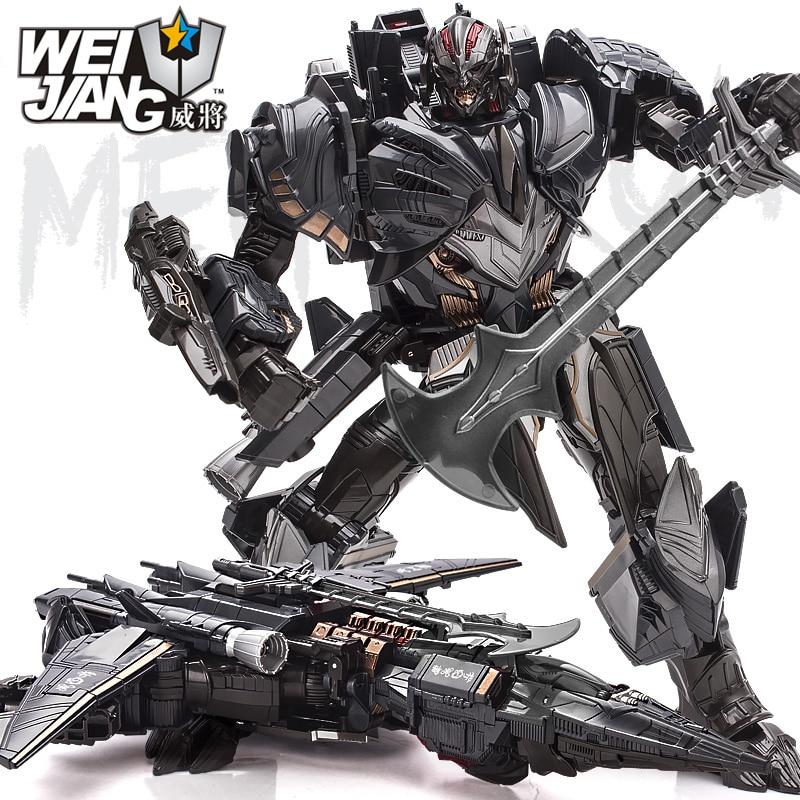 Weijiang Transformers Alloy plate MPP36 Megatron NE01 in stock