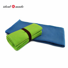 Free DHL Be your own brand Microfiber sports towel with bag wholesale china factory supply
