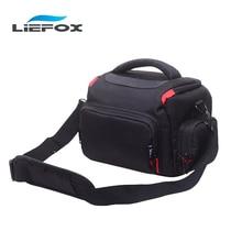 S M L Camera Case Bag for Canon 600D 650D 700D 750D 760D 60D 70D 6D 100D 1100D DSLR Rain Proof Camera Bags photography Bag