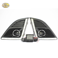 Unimaginable Price For Chevrolet Cruze 2013 2014 LED DRL LED Daytime Running Light Free Shipping