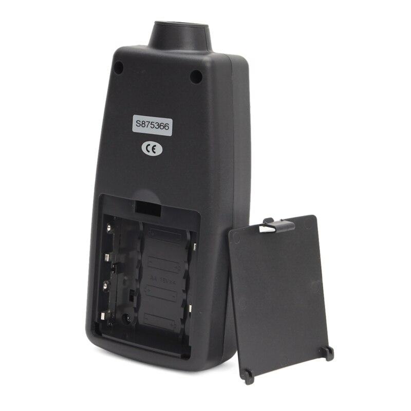 Medidor de humedad de grano digital 2% ~ 30% portátil de humedad de grano medidor de luz de fondo con LCD contiene trigo maíz arroz herramientas para la humedad - 6