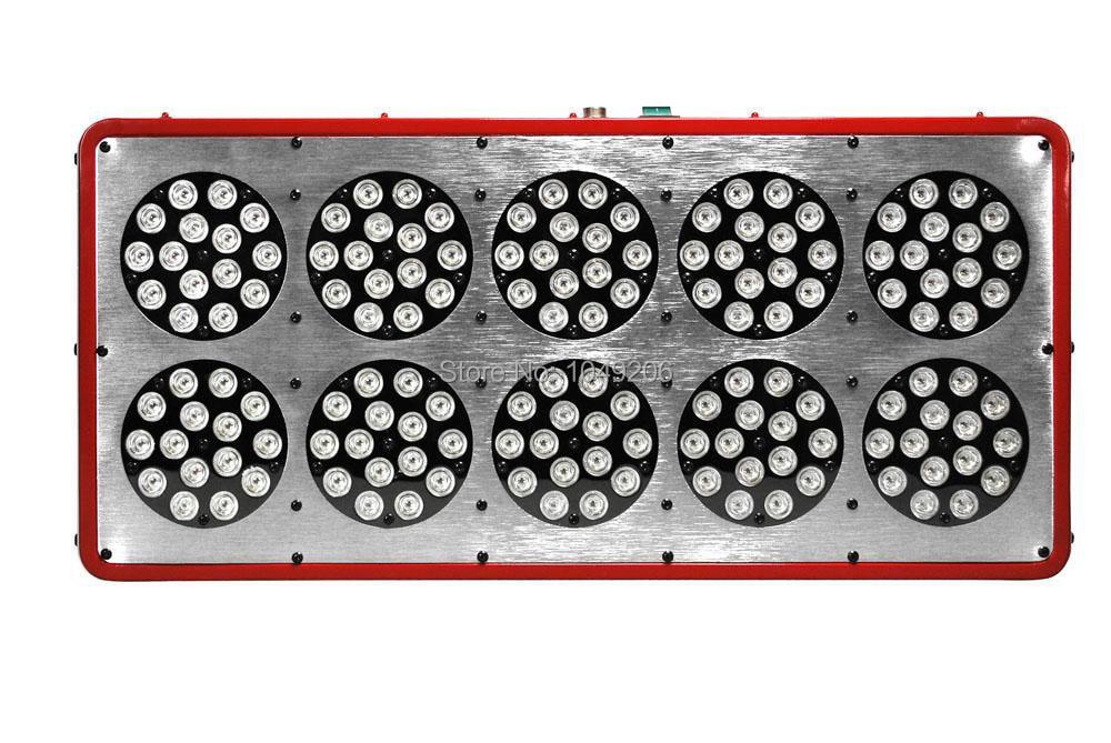 Wholesale 450w apollo 10 led grow light led spectrum hydroponic plant grow light free shipping customized