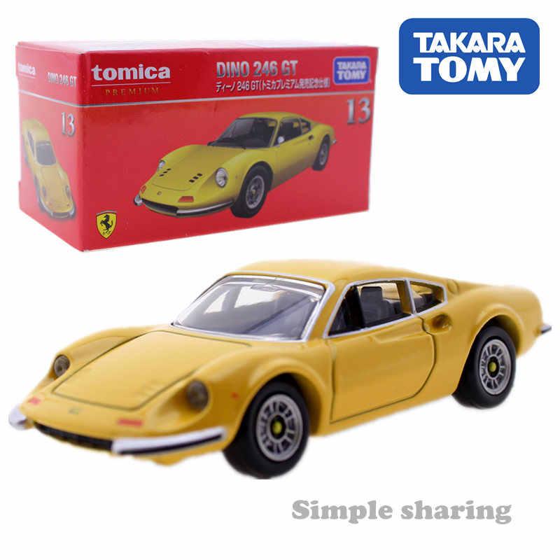 Tomica Premium 13 Ferrari DINO 246 GT
