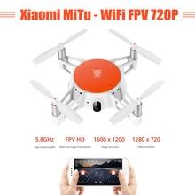 Новое поступление Xiaomi MiTu Wi-Fi Fpv hd-камера 720P мульти-машина инфракрасная битва Мини RC Дрон Квадрокоптер BNF телефон управление