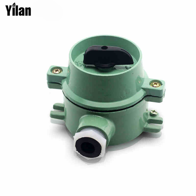 sw 10 aluminum alloy dust explosion proof switch 10a 220v 380v