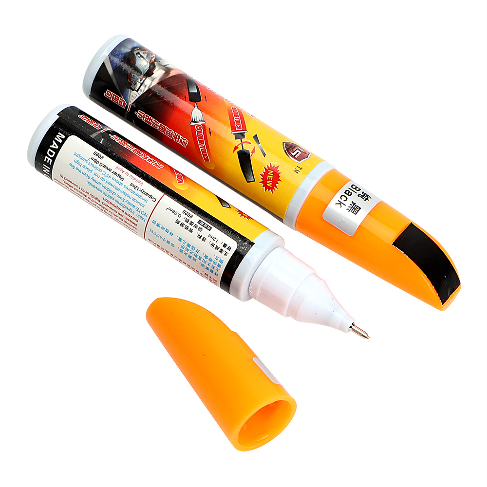 Car scratch repair auto paint pen paint care black fix it pro auto care maintenance a