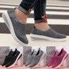 2019 New Sports Shoes Fashion Women Mesh Heightening Shoes Soft Bottom Rocking Shoes Walking Sneakers Dropshipping sportschoenen