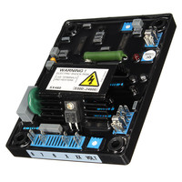 AVR SX460 Automatic Voltage Volt Regulator Replacement For Stamford Generator Single Phrase Generator Jumper Selectable Popular