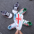 New leisure spring and autumn baby shoes new boys and girls sports shoes the first step Walker children canvas shoes0-12 month