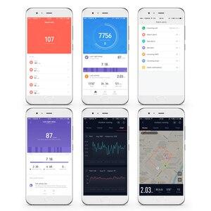 Image 5 - Huami Amazfit Bip inteligentny zegarek [wersja globalna] Smartwatch tempo lite Bluetooth 4.0 gps tętno 45 dni bateria IP68 wodoodporna