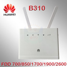 Открыл huawei B310 B310s-518 150 Мбит/с 4G LTE CPE WI-FI маршрутизатор модем с Sim Card Slot b310s pk b890s-65 b890 b890s-66(China)