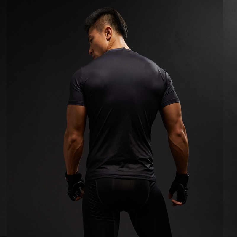 2018 Merek Pria Punisher T Shirt Punisher Lengan Pendek Kaos