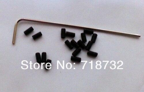 Купить с кэшбэком timing pulley GT2 timing pulley 16 tooth 6mm belt width 50pcs