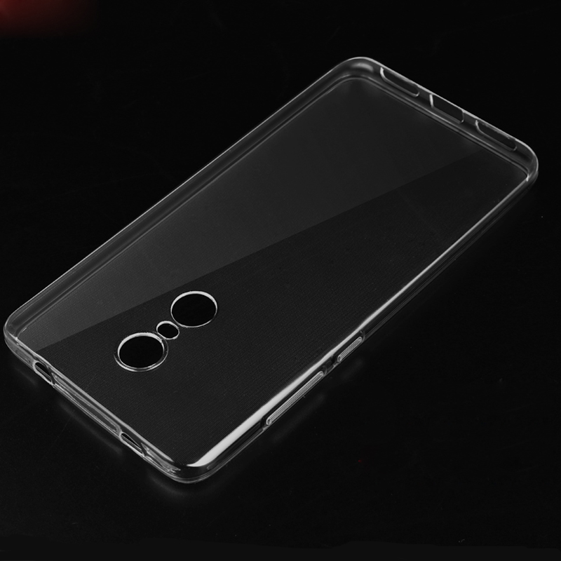 Pouzdro Xiomi Xiaomi Redmi Note 4X Transparent Redmi Note 4 Pouzdro Soft Phone Cover pro Xiaomi Redmi Note 4X 4 Back Case Redmi Note4