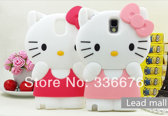 samsung galaxy s5 3d cases. new design silicon case for samsung galaxy s5 3d cute hello kitty silicone cartoon cover 3d cases g