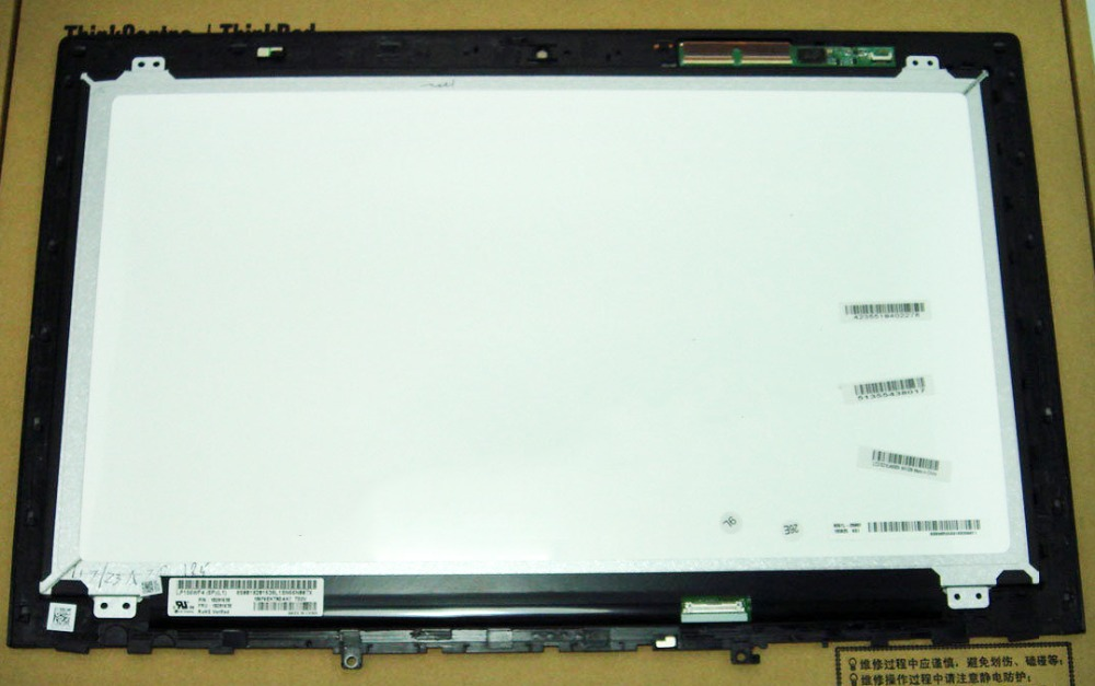 "Replacement for Lenovo Y50-70 Y50-70T 15.6"" FHD IPS Touch Lcd Screen W/Bezel 5D10J40809"