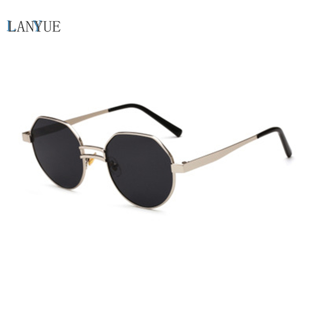89b1c2ac3d32 2017 lanyue Фирменная Новинка Для мужчин для вождения Солнцезащитные очки  для женщин Классический Авиатор Поляризованные Очки