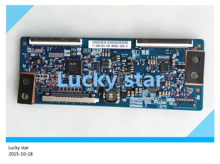 все цены на  100% tested good working High-quality for original T500HVD02.0 CTRL BD 50T10-C00 logic board 98% new 2pcs/lot  онлайн