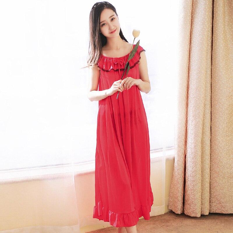 55a688c9bcb74dc Yidanna сексуальная одежда для сна плюс Размеры ночные рубашки Нижнее белье,  одежда для дома,