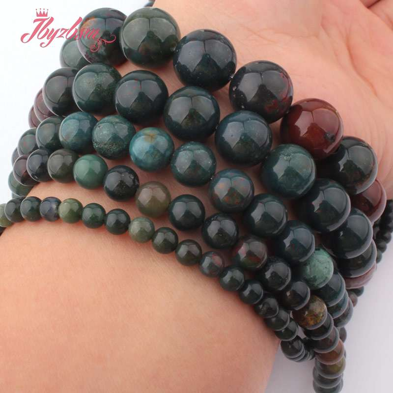 Beads & Jewelry Making Jewelry & Accessories Natural Stone Beads Map Jaspers Round Beads For Jewerly Making Bracelet Necklace Accessories 4 6 8 10 12mm Wholesale Bijoux Various Styles