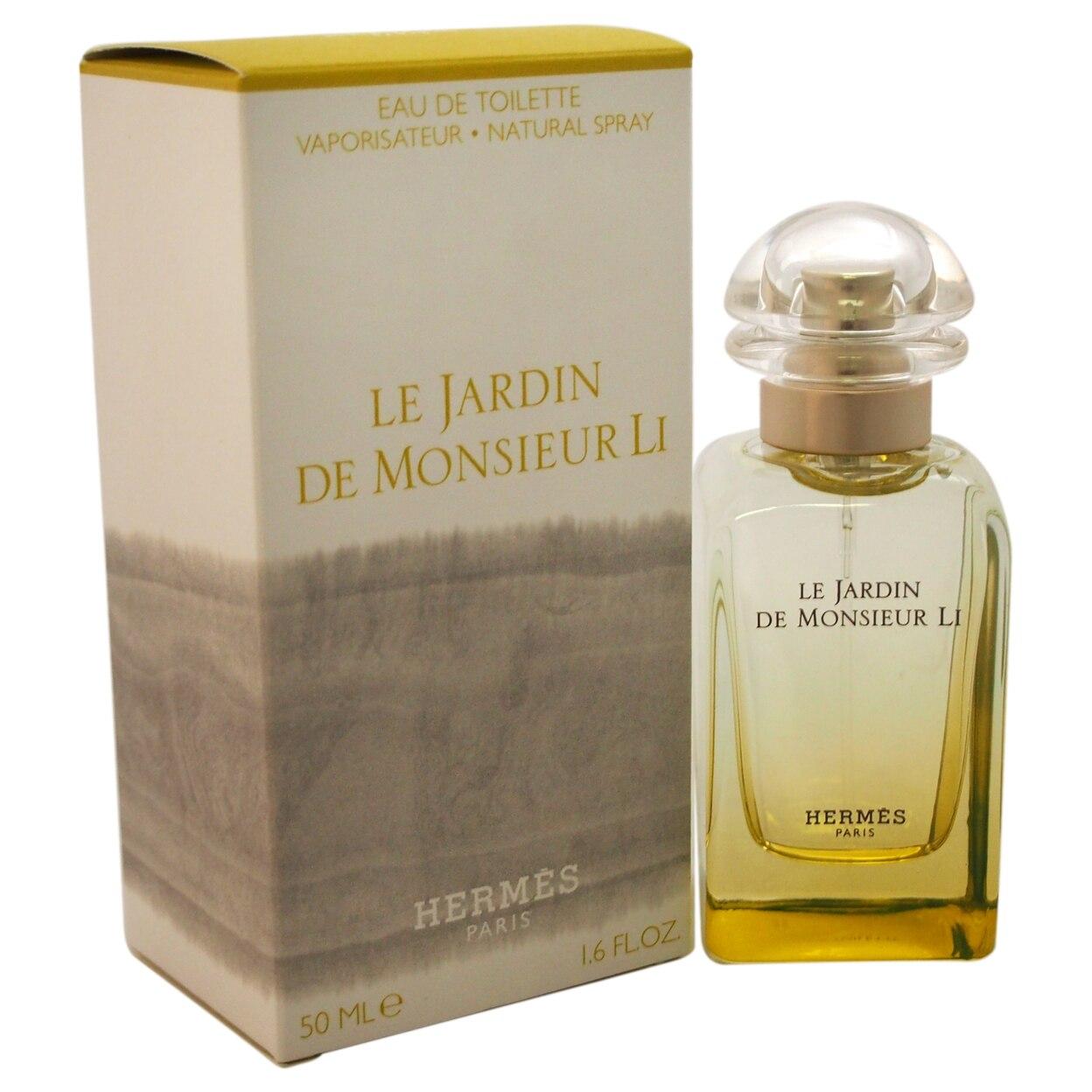 Le Jardin de Monsieur Li by Hermes for Women - 1.6 oz EDT Spray духи hermes parfums hermes le jardin de monsieur li
