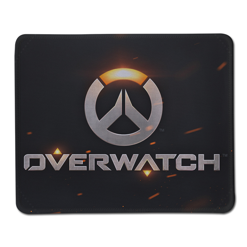 Overwatch Logo Mouse Mat Pad to Mouse Notebook Computer Large Mousepad Boy Gift Game alfombrilla raton
