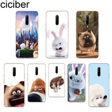 ciciber Secret Life Pets Phone Case For Oneplus 7 Pro 1+7 Pro Soft TPU Back Cover for Xiaomi 9 Coque For Redmi Note 7 6 Pro Capa