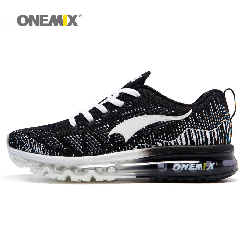 Men Running Shoes for Women Run Athletic Trainers Black Zapatillas Deportivas Sports Shoe Air Cushion Outdoor Walking Sneakers bmai mens cushioning running shoes marathon athletic outdoor sports sneakers shoes zapatillas deportivas hombre for men xrmc005
