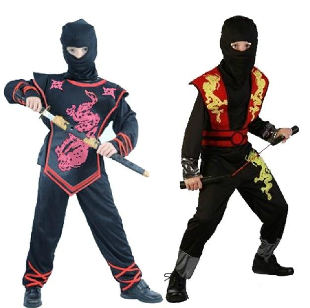 Anime traje de ninja
