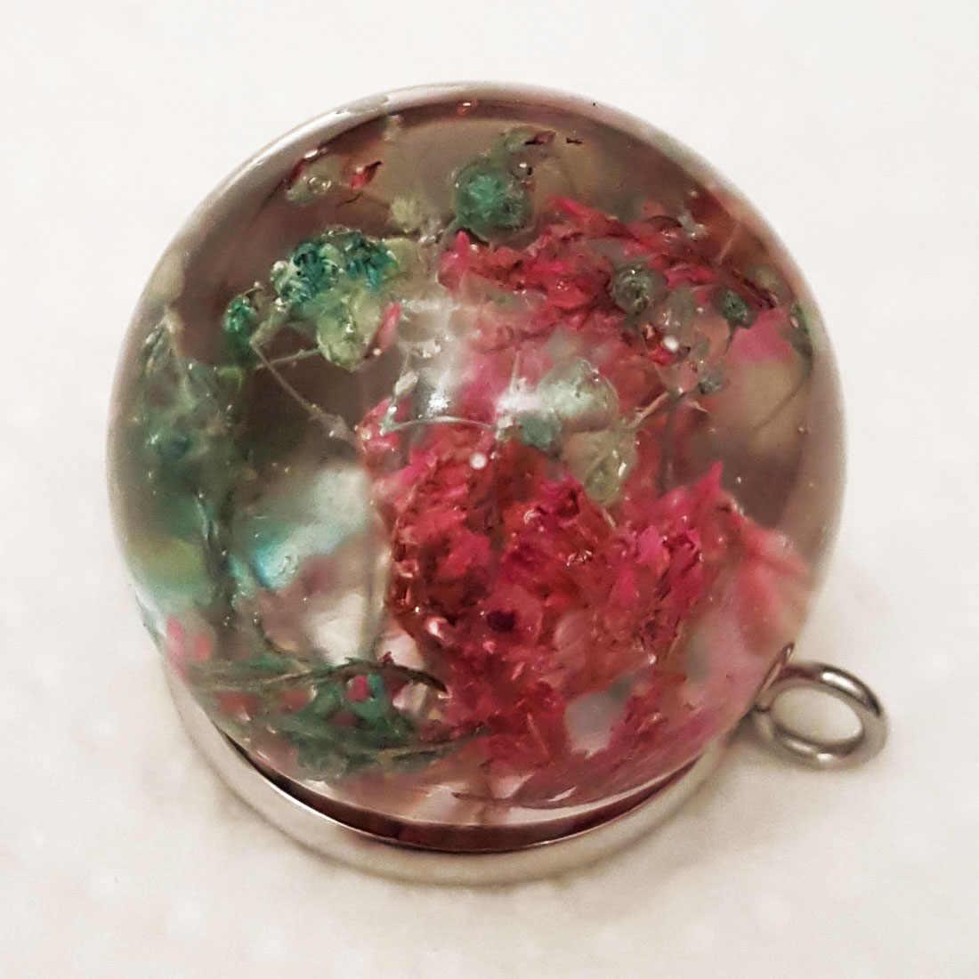 Moule en Silicone pour artisanat sphérique stéréo moule en résine époxy pour la fabrication de bijoux moule en silicone décoratif en résine pour résine