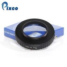 Pixco için EOS M42, Lens adaptörü Makro takım elbise için Canon Için EOS EF Dağı Lens için M42 vidalı bağlantı Kamera Adaptörü