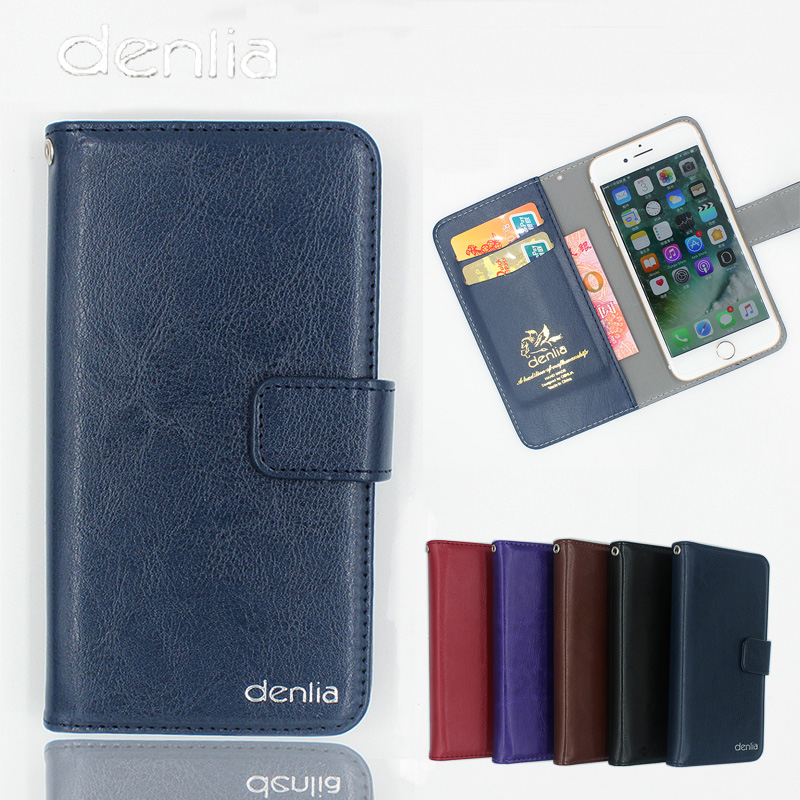 Hot Oukitel C8 Case 5 Colors High Quality Flip Luxury Leather Dedicated Customize Exclusive Case