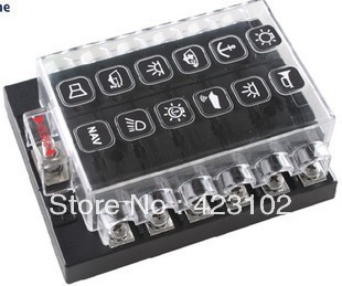 12 Road 12 way car fuse boxes automotive fuse holder golf cart sport utility vehicles modified_640x640 12 road 12 way car fuse boxes automotive fuse holder golf cart fuse box in car at reclaimingppi.co