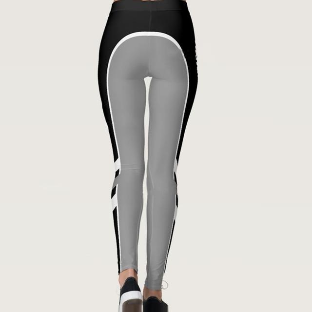Quickitout Fashion Workout Women Athleisure  Printed Leggings
