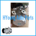 Воздушный авто компрессор переменного тока для Nissan гражданского автобуса TD42 2000 2PK (1pk доступен) 24В 154 мм 506010-0700