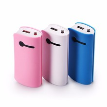 free shipping made in china Slim waist Portable Mobile universal 5600mah cell phone rohs power bank