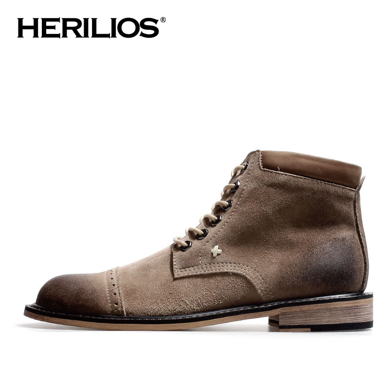 Online Get Cheap Chukka Boots Men Heel -Aliexpress.com | Alibaba Group