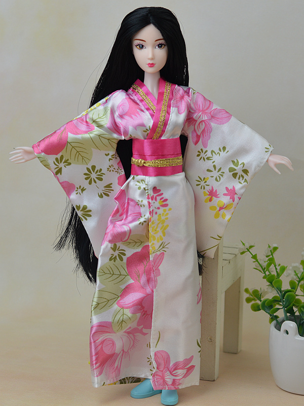 7 Styles For Choose The Japanese Kimono Dress Clothes