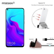 For Huawei Charger Dock Docking Station For Huawei Nova 4 3 3i 3e 2 Plus Mate 10 20 Lite Pro Charger Charging Station Dock Base