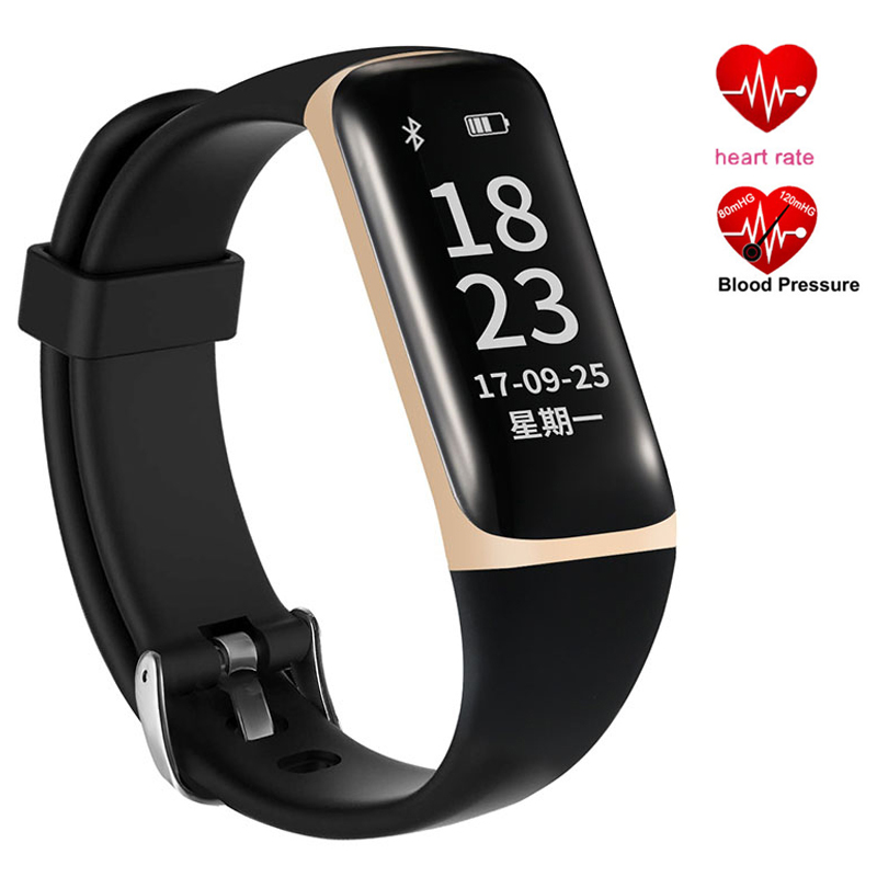 New Sport Smart Bracelet Fitness Tracker Heart Rate Blood Pressure Monitor Sleep Pedometer Waterproof N8 Watch for Android IOS leegoal bluetooth smart watch heart rate monitor reminder passometer sleep fitness tracker wrist smartwatch for ios android