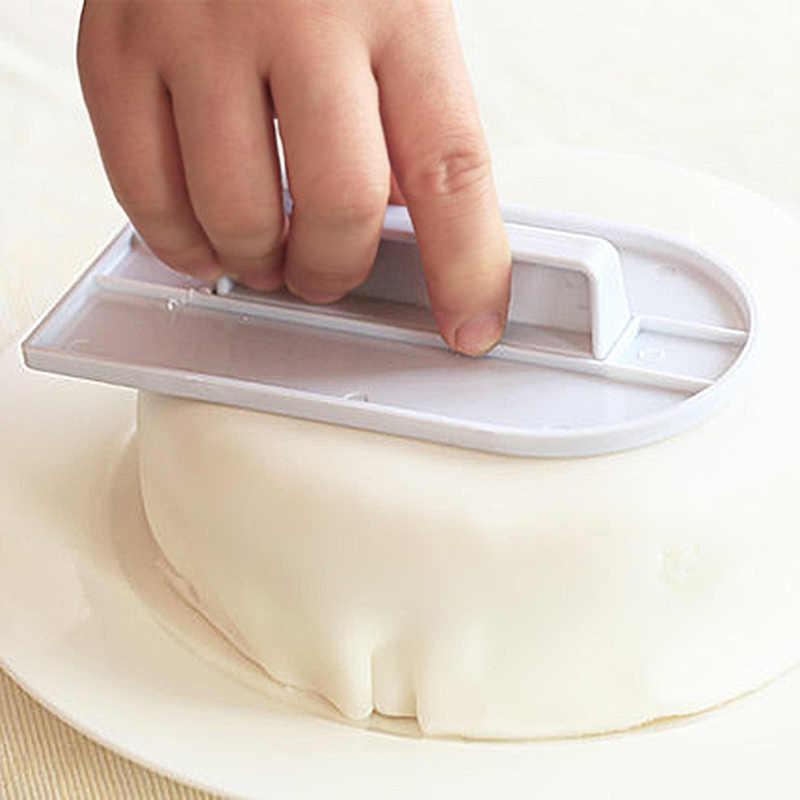 Экологически чистые инструменты для украшения торта шпатель для торта инструменты разглаживатель мастики силиконовая форма DIY кухонный инструмент для выпечки