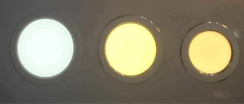 IPROLED 6W 110 մմ անցքերի չափսեր CCT - LED լուսավորություն - Լուսանկար 4