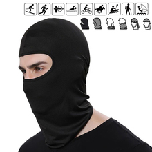 Outdoor Sports Neck Motorcycle Face Mask Winter Warm Ski Snowboard Wind Cap Police Cycling Balaclavas Face Mask Tactical Masks