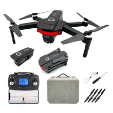 Foldable 4K HD Camera Drone With Camera HD Optical Flow Positioning Quadrocopter Altitude Hold FPV Quadcopters RC Helicopter syma z1 rc drone with hd camera fpv real time altitude hold optical flow positioning mini foldable rc quadcopter vs sg600 sg700