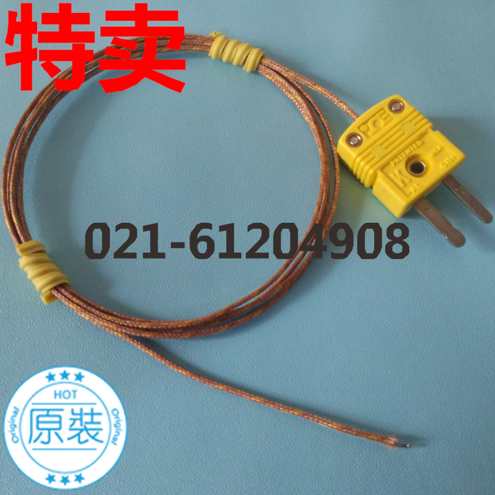 Omega Thermocouple Wire All Wiring Diagram And Schematics American Exposed Gg K 30 Smpw M Temperature Measurement Line Bga Suit Sensor