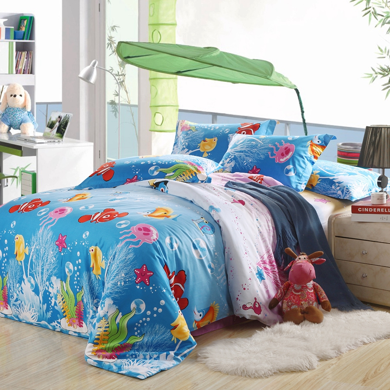 Popular Fish Comforter Sets