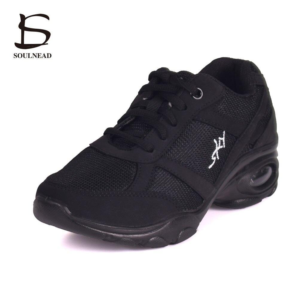 Cheap Hip Hop Dancing Shoes Man Woman Sport Sneakers Platform Dance Shoes Woman Modern Dance Shoes Jazz Footwear Sapato Feminino
