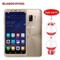 BLUBOO S8 5 7 18 9 HD Screen Mobile Phone Android 7 0 3GB RAM 32GB