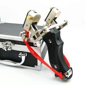 Image 5 - جودة عالية مع ليزر الأشعة تحت الحمراء مقلاع رؤية الفولاذ المقاوم للصدأ دقة تنافسية